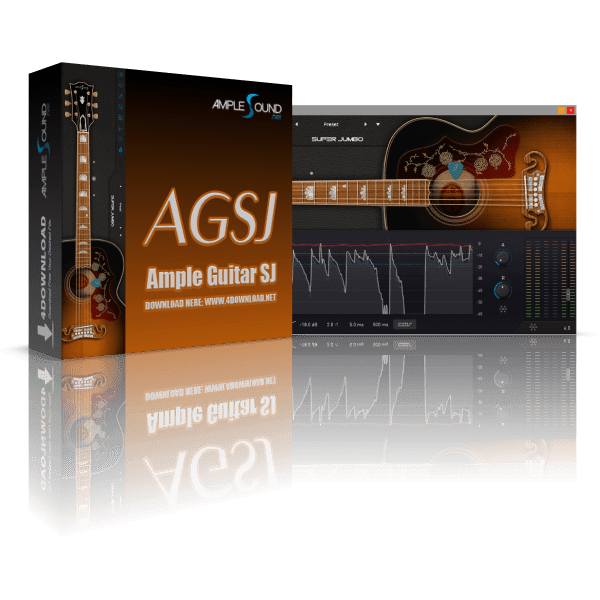 Ample Guitar SJ III v3.2.0 Full vesion