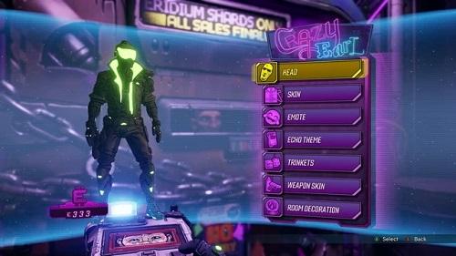 Các ván chơi súng đã tay liên tiếp trở về trong vòng phần 3 của series trò chơi Borderlands