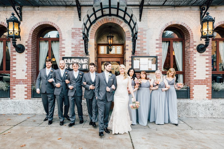 Dreamy Downtown Seattle Wedding at Hotel Sorrento by Something Minted Photography