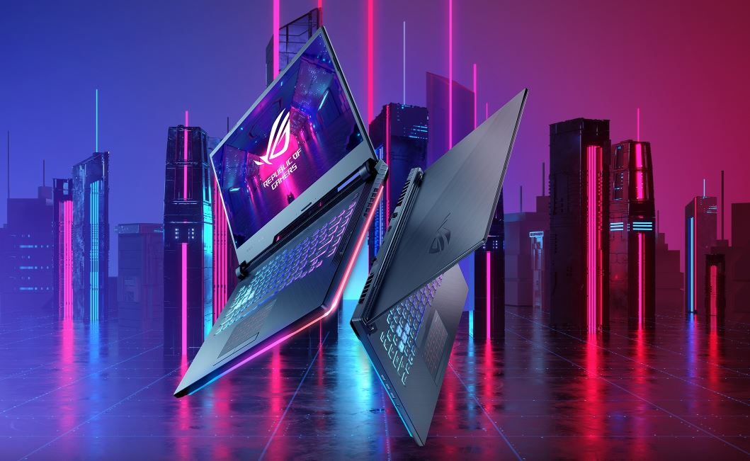 Harga dan Spesifikasi Asus ROG G531GT dengan Grafis GeForce GTX 1650