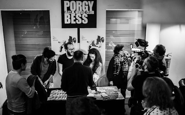 Porgy and Bess 2019, CD-Präsentation