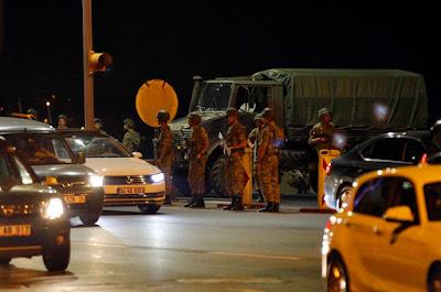 أسرار تنشر لأول مرة عن محاولة الإنقلاب العسكرى الفاشلة بتركيا