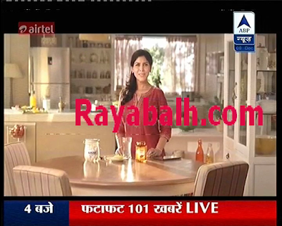 Sakshi Tanwar's NEW Honey Tv Ad Video and Pics