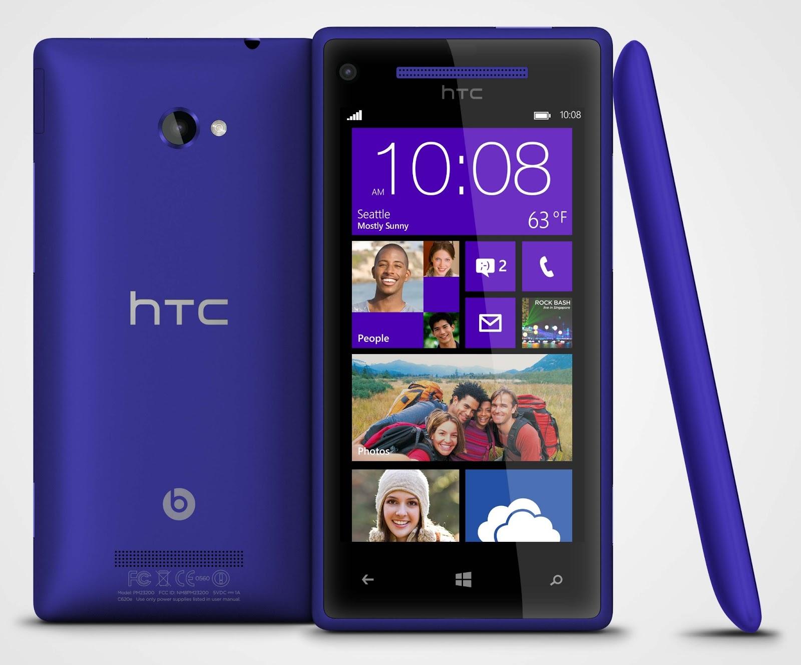 HTC Windows X Phone