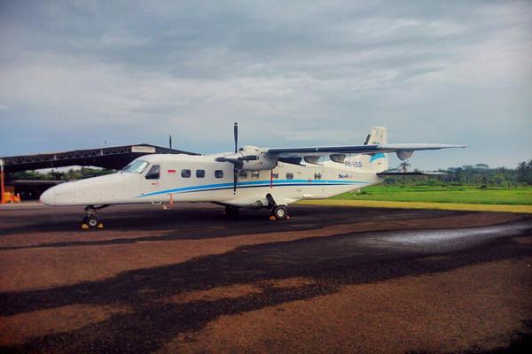 Susi Air merupakan salah satu dari daftar maskapai penerbangan yang ada di indonesia
