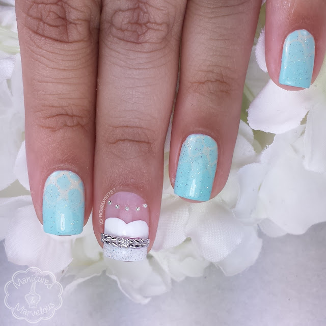 James Allen Nail Jewels - Wedding Bliss Week 6