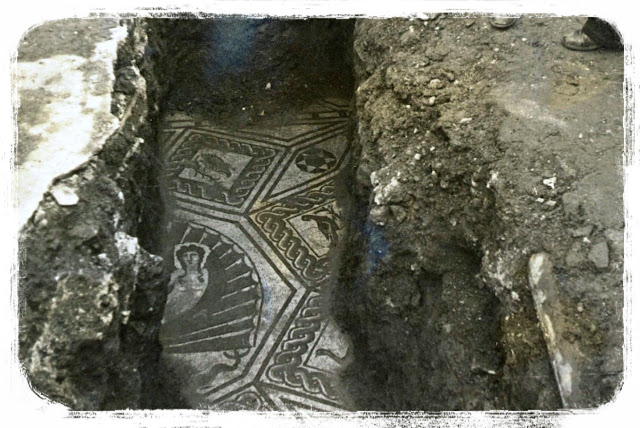 mosaico_Nacimiento_de_Venus_Cártama