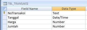 Membuat No Transaksi Otomatis Format Tanggal Dengan VB 6.0