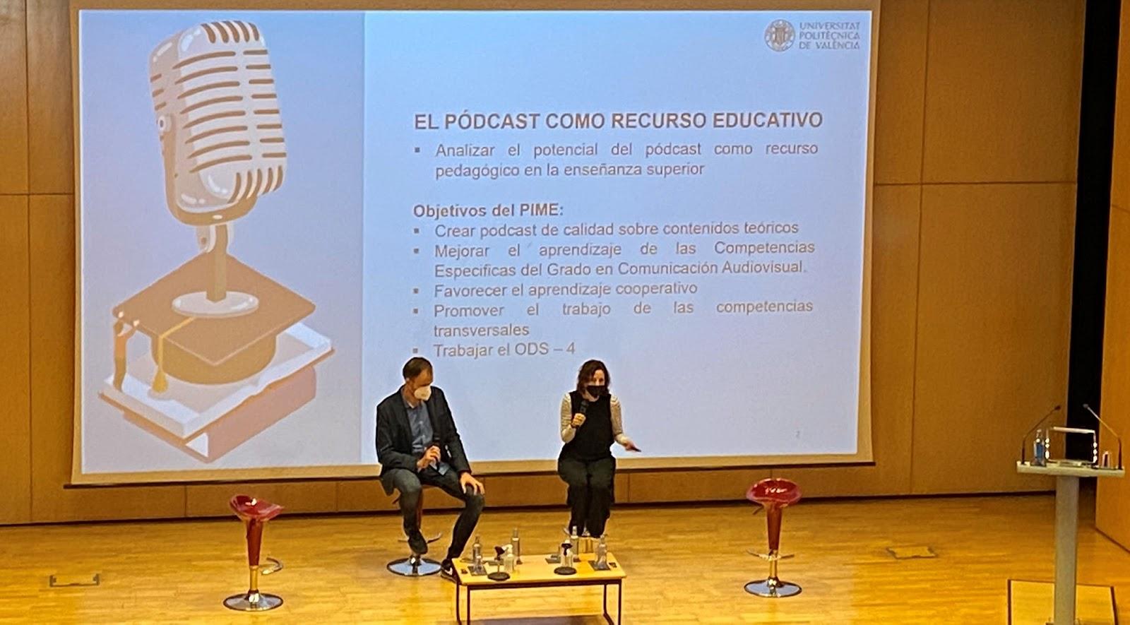 EDUCAST'21, JORNADA DEL PODCAST EDUCATIVO