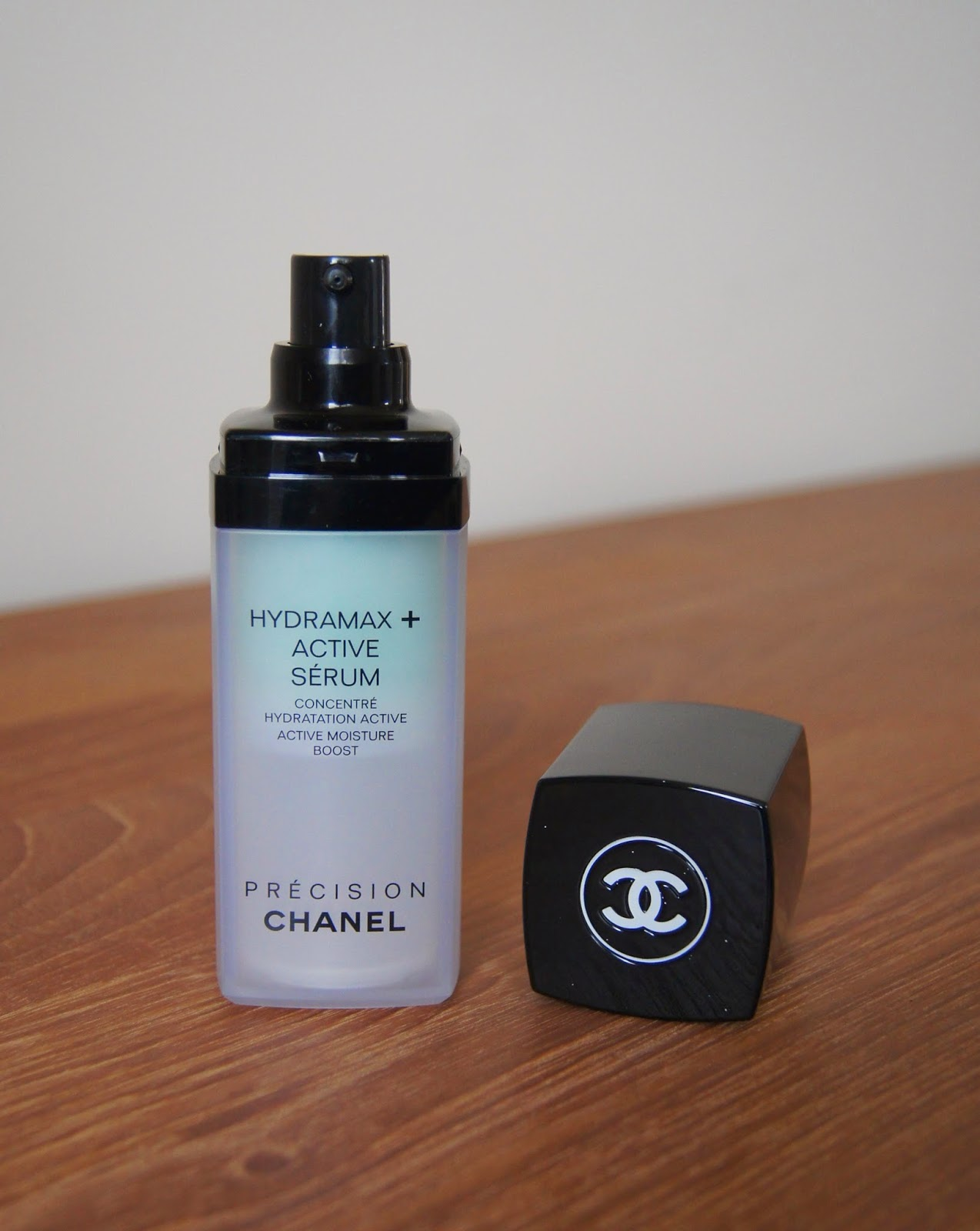 chanel hydramax + active serum review
