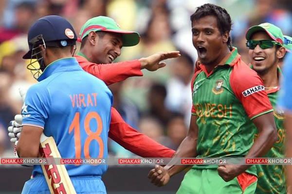 আবারও দেখা যাবে বাংলাদেশ-ভারত ক্রিকেট যুদ্ধ