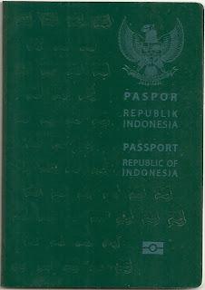 Paspor Biasa Republik Indonesia