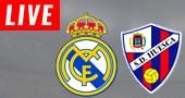 Real Madrid vs HuescLIVE STREAM streaming