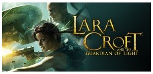 Lara Croft Guardian of Light Apk+Data For Android