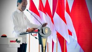 Presiden Jokowi Ground Breaking Pembangunan Pabrik Baterai Kendaraan Listrik Pertama di Asia Tenggara