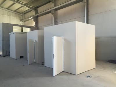 foto fabricación casetas de hormigón