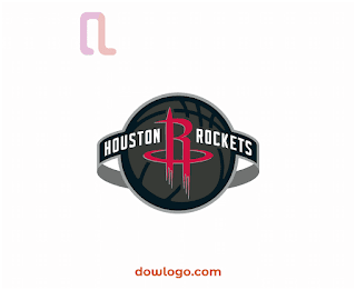 Logo Houston Rockets Vector Format CDR, PNG