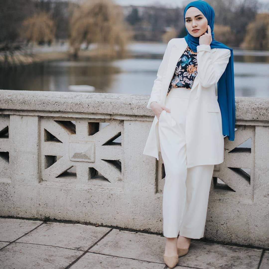 nice fashion hijab styles