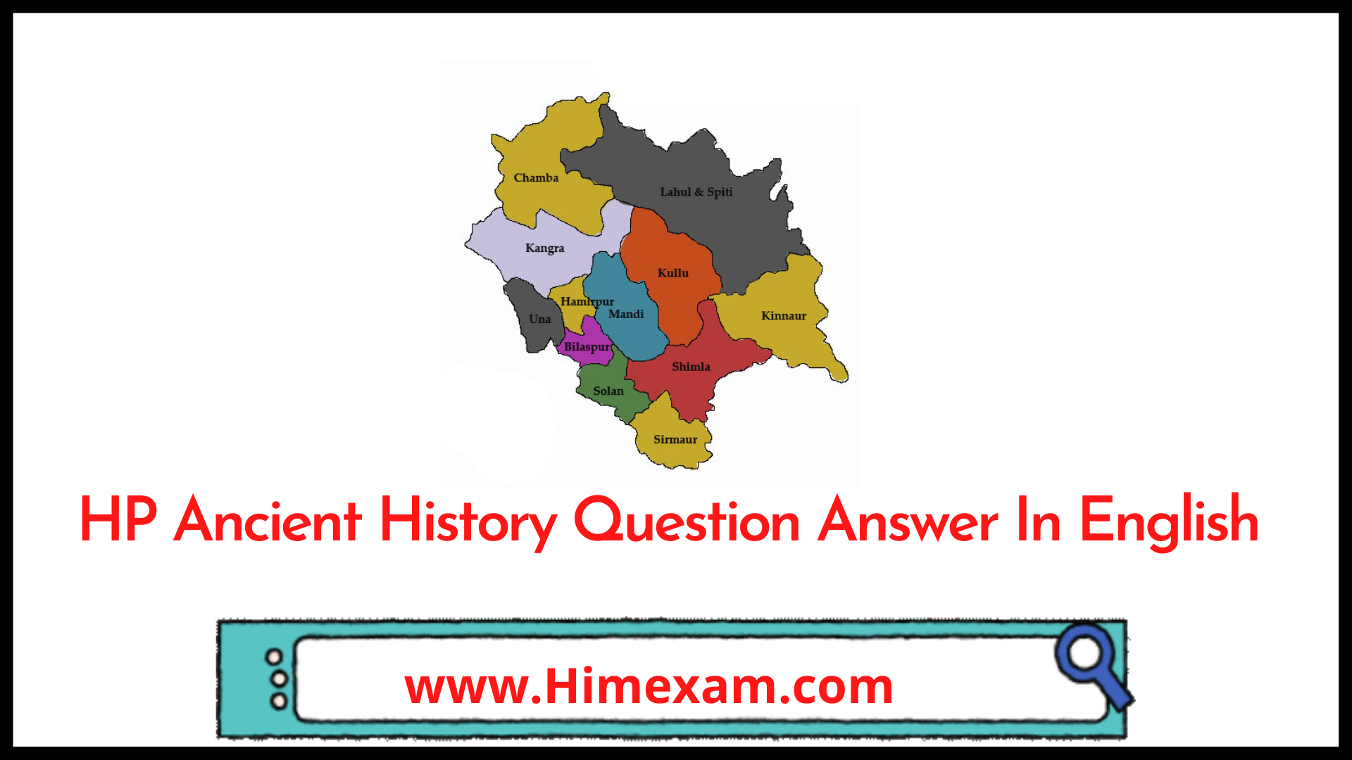 HP Ancient History Important Question Answer In English