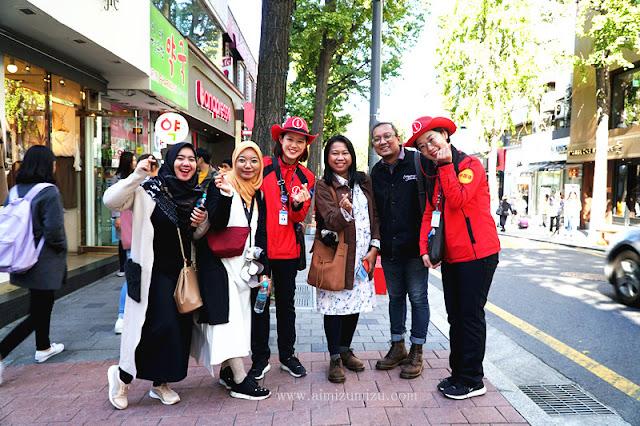Korea ramah turis