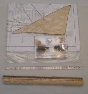 planos de maqueta de barco
