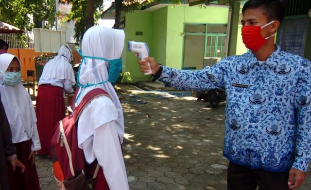 Jadwal Pembukaan Sekolah Belajar Tatap Muka Jenjang SD dan PAUD