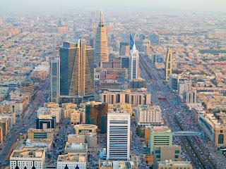 Lebaran dalam Suasana Lockdown di arab saudi
