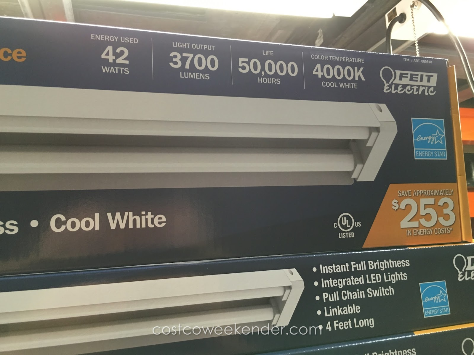 Most Effective Ways To Overcome Costco Led Shop Light's