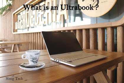 What is an Ultrabook ?