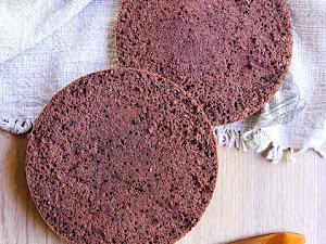 Génoise au chocolat - La recette