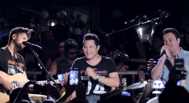 Fred Liel - Quando a Gente Ama  Part. João Bosco e Vinicius