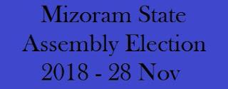 election in Mizoram