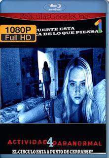 Actividad Paranormal 4 [2012] [1080p BRrip] [Latino-Inglés] [GoogleDrive]