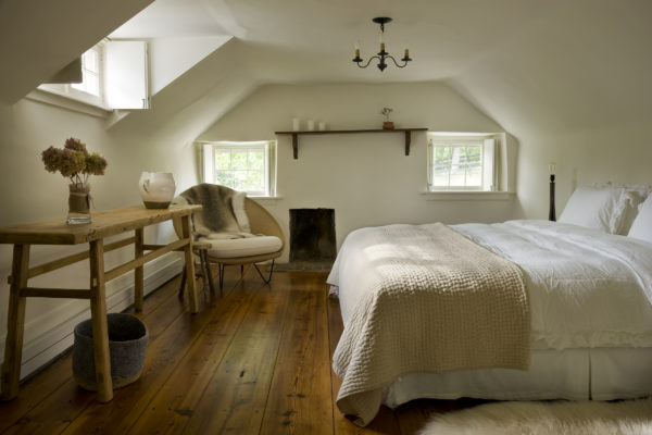 image result for timeless Belgian minimal bedroom in country house in Virginia