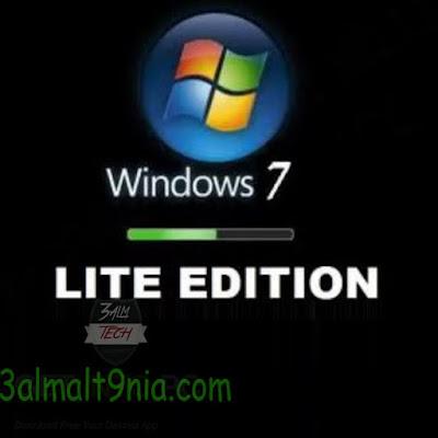 Windows 7 Lite Edition 2017