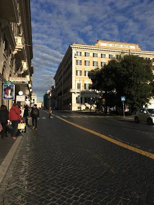 Via Orlando Castro Pretorio