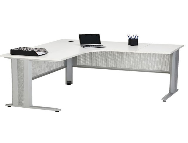 best buy white home office desk NSW for sale