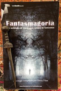 Portada del libro Fantasmagoria, de varios autores