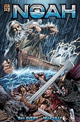 Noah Motion Comic