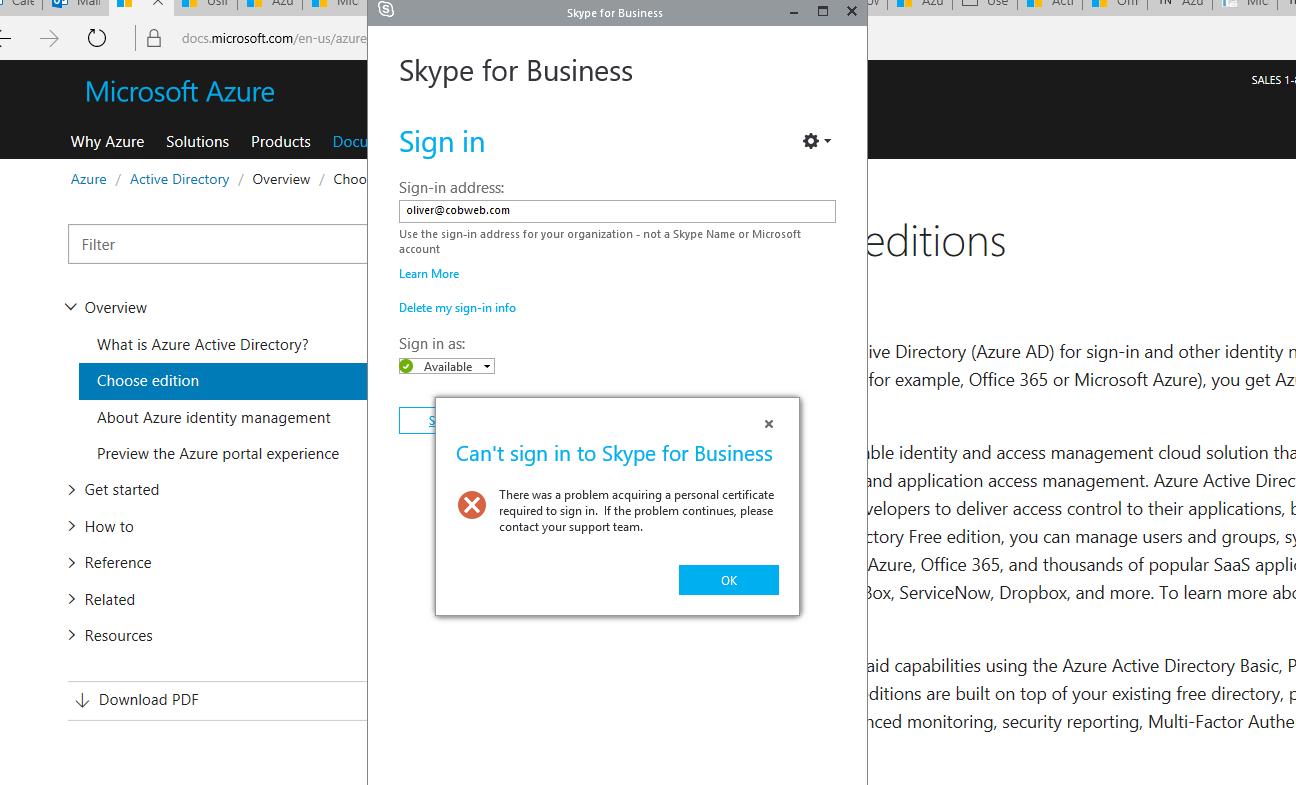 Wave16 com: Skype for Business: