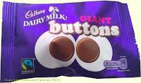 Cadbury Dairy Milk giant buttons chocolate