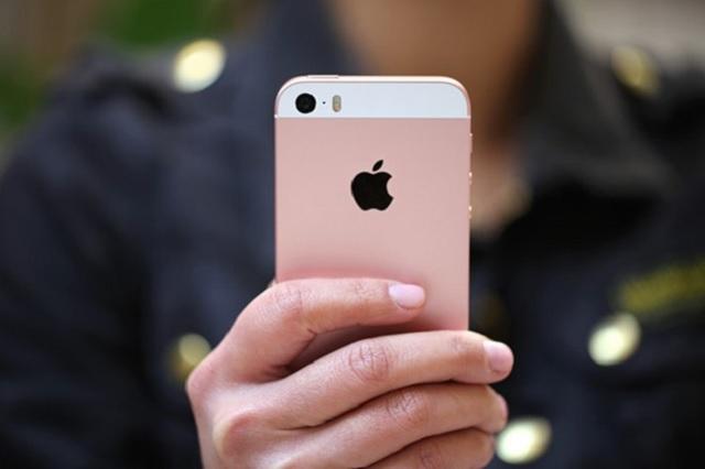 Camera iPhone SE cũ có độ phân giải cao