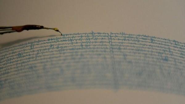 Gempa M 7,4 Guncang Qinghai China