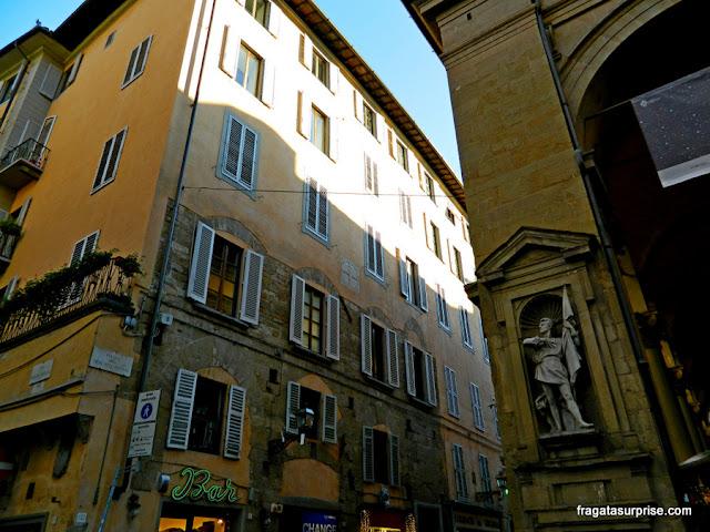 Rua de Florença, Itália
