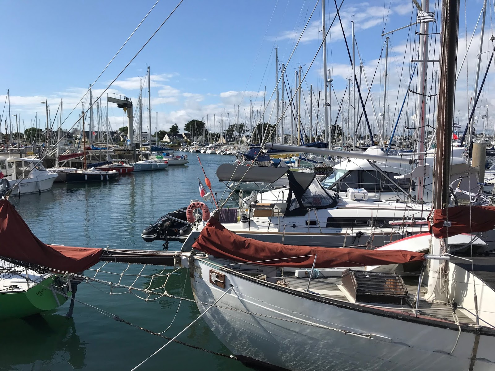 Le Port du Crouësty