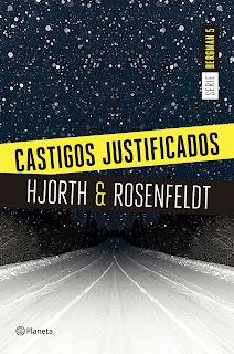 Castigos justificados Hjorth & Rosengfeldt