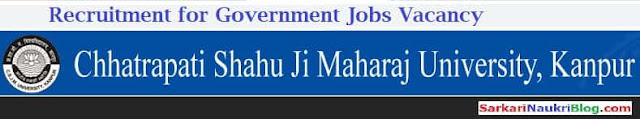Government Jobs CSM University Kanpur