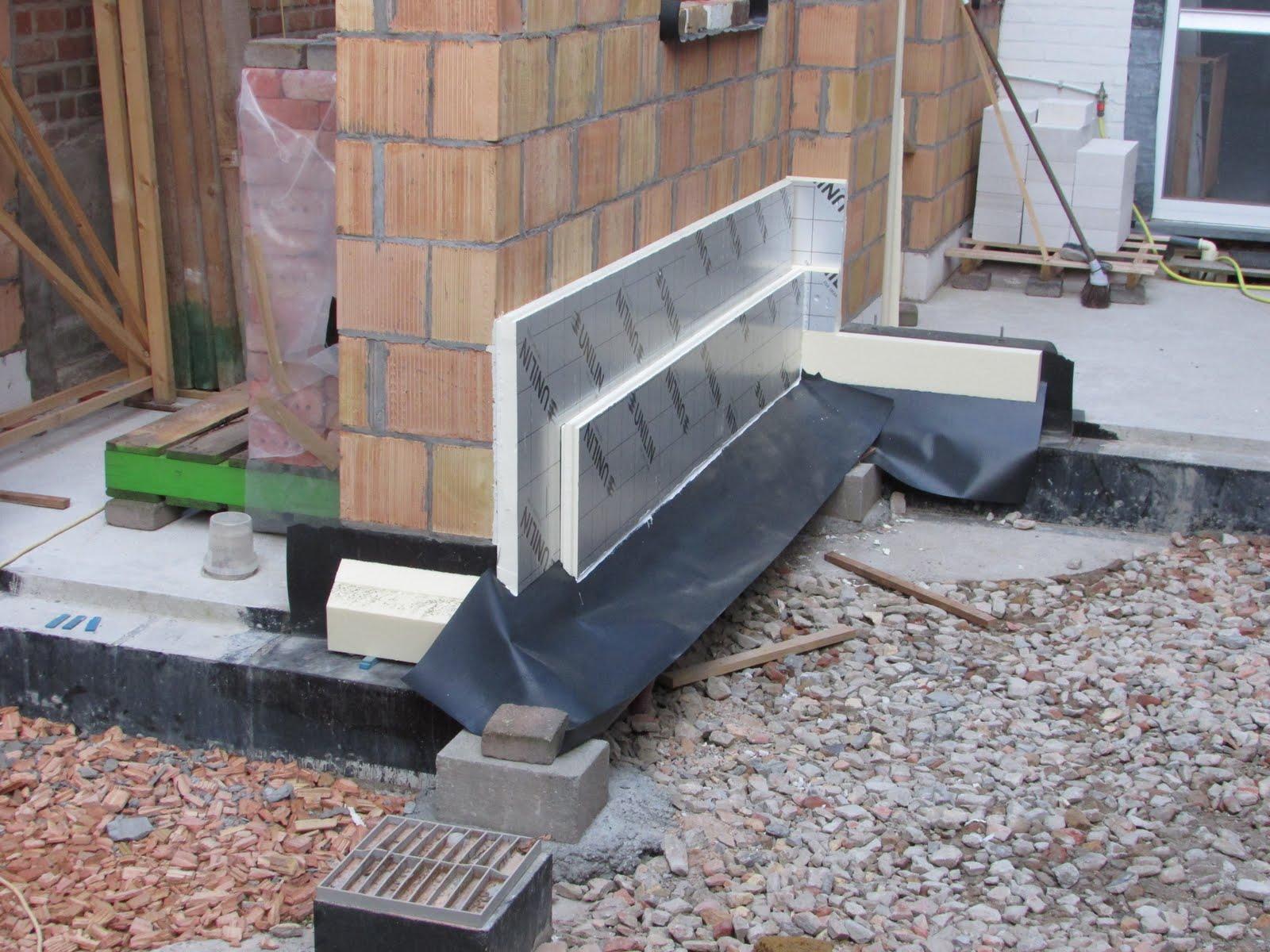 Verbouwing van ons ouderlijk huis ruwbouw uitbreiding 22 - Uitbreiding stenen huis ...