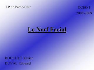 Le Nerf Facial .pdf