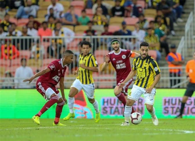 كول كورة تقرير مباراة الفيصلي أمام الاتحاد الدوري السعودي cool kora